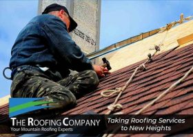The Roofing Company: Taking Roofing Services to New Heights