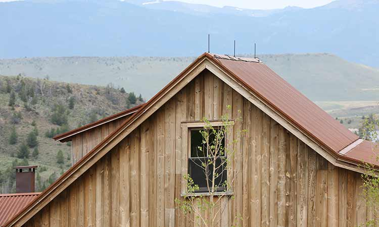 Corrugated Metal Roof Types Granby CO