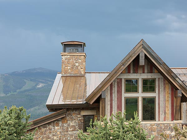 Custom Metal Roof Types