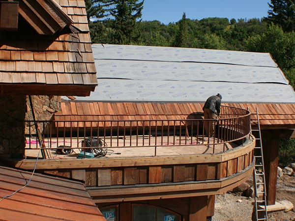 Deck Construction Services Silverthorne CO
