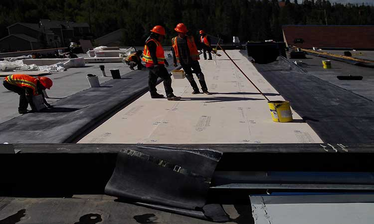 Flat Roof Installation Granby CO