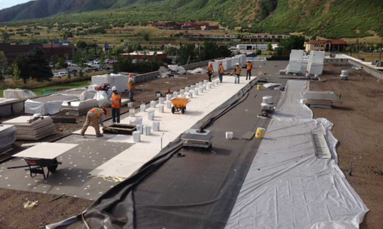 Flat Roof Repair Granby CO