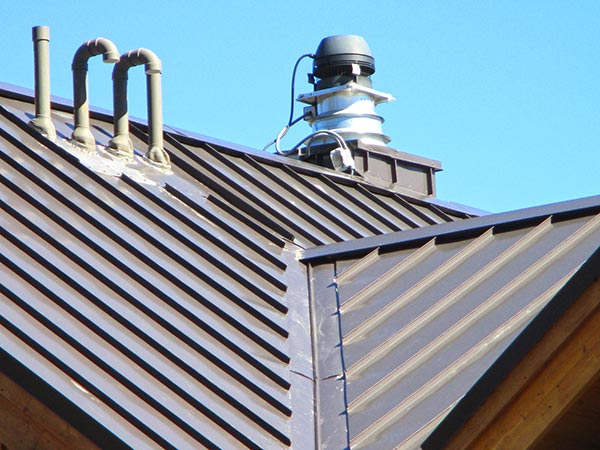 Metal Roof Installation Granby CO