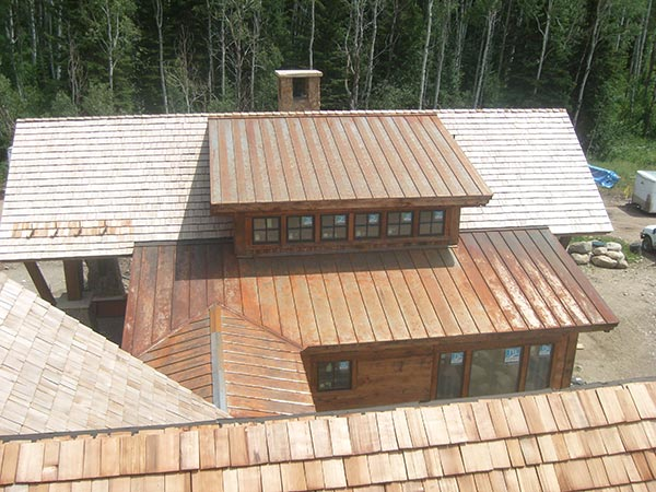 Metal Roofing Steamboat CO
