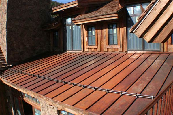Metal Roofing System Granby CO