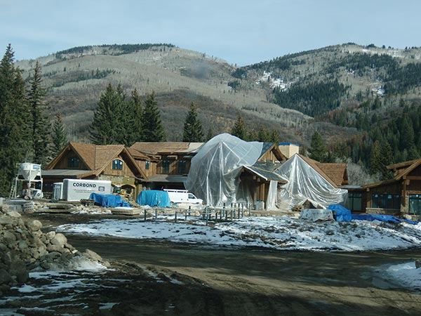 New House Construction Silverthorne CO