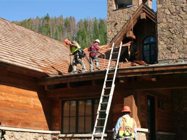 Reroofing Services Steamboat CO