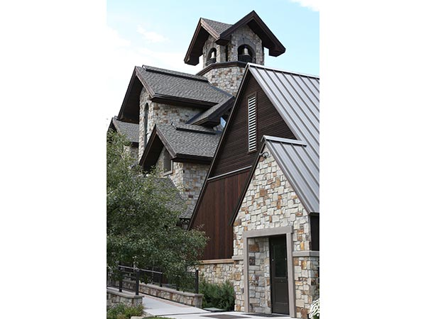 Roofing Services For Church Steamboat