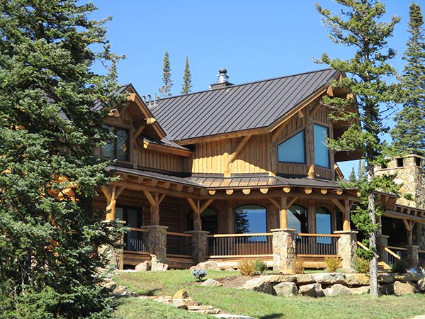 Standing Seam Metal Roofs Granby CO