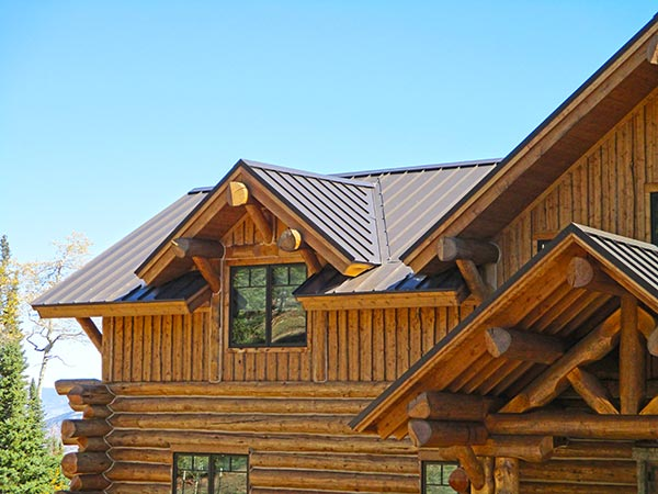Standing Seam Roof Types Granby CO