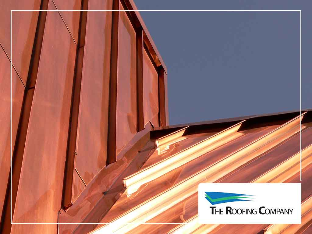 Caring for Your Copper Roofing System